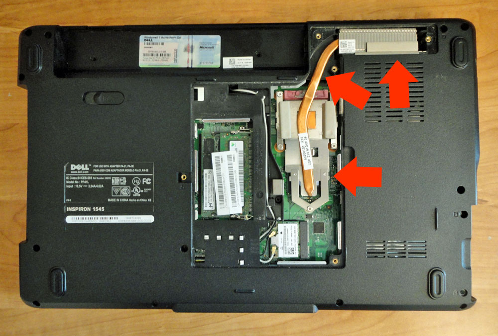 blog dell inspiron  time of day clock stopped error replacing battery